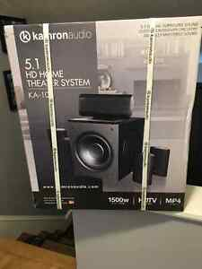HD Home Theatre System