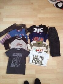 Boys bundle size 18-24 months