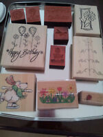 Embossing Stamps for Crafts
