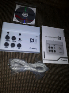 $40 Steinberg Music Interface CI1 Never Used
