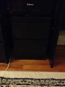 Kullen Ikea commode a 2  tirroirs