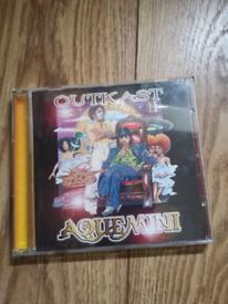 OUTKAST - AQUEMINI CD -:RAP / HIP HOP