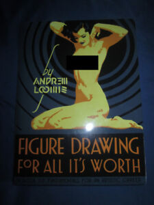 Figure Drawing Art Book