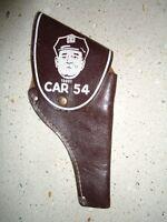 Car 54- Toy gun holsters- Vintage