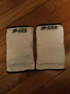 SPORTS D-GEL KNEE PADS--SIZE SMALL