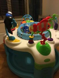 Baby Einstein Rhythm of the reef activity saucer £20