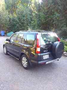 2006 HONDA CRV all wheel drive (Great in the Winter!)