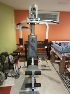 Exercise  Machine Gym Set Complete