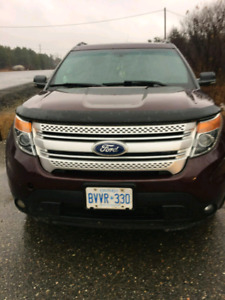 2011 ford explorer navigation
