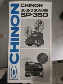 Chinon Sound projector SP350