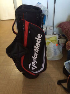 Brand New Golf Bag and Putter