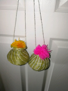 NEW - Decorative Little Baskets - $5 each or both for $8