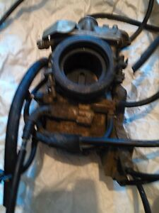 HONDA CRF450R 2007 CARBURATOR AND THROTTLE CABLES Windsor Region Ontario image 7
