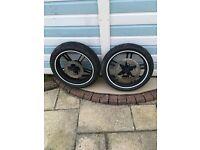 Yamaha 125 wheels