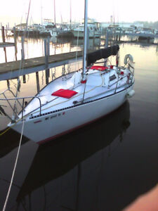 Wanted - Performance sailboat 25' - 30'