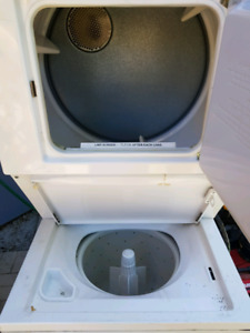 frigidaire stackable washer dryer combo