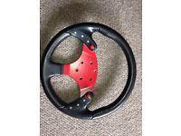 Momo Sports Steering Wheel