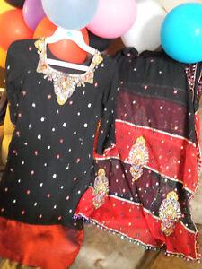 indian or pakistani  dresses\dress for teens/girl shalwar khamiz Regina Regina Area image 5