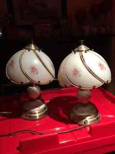 2 Lamps (touch tone) Cornwall Ontario image 1
