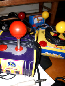 Collection Of Four Pacman Namco Etc Plug N Play Games