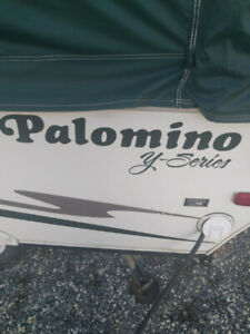 2010 Palomino y series 6.490 obo. . GREAT SHAPE, SUPER CLEAN !
