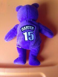Vince Carter Toronto Raptors Beanie baby