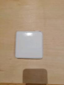 Traditional Ceramic white tiles 9.5cm square