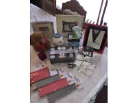 Box Of Gift Items - Could Be Individually Gifted (See All Photos & Listing)