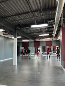 SPACE AVAILABLE - DANCE STUDIO IN SCARBOROUGH