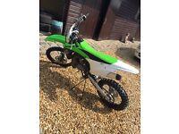 Kawasaki 85cc 2014