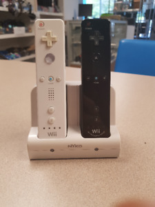 Nyko Wii Remote Rechargeable Dock Station