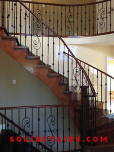 Oak stairs,  custom color for you from:$998.00