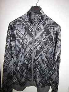 MENS BENCH UK TRACK ZIP UP JACKET SIZE XXL SLIM FITTED
