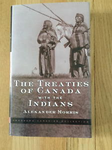 The Treaties of Canada with the Indians of Manitoba