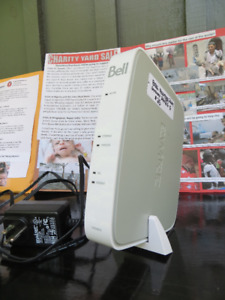 Bell Net Router for Charity Sale