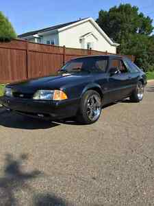 1988 Ford Mustang Hatchback