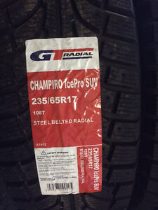 235/65R17 Winter tires, brand new set