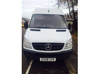 Mercedes-Benz Sprinter 311 cdi lwb not Vito combo berlingo transit connect