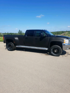 2008 duramax dually