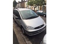 Very lovely ford Galaxy 2001