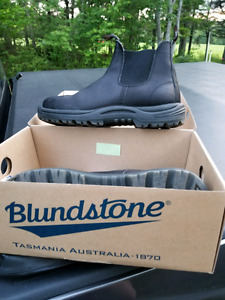 Blundstone csa approved boots