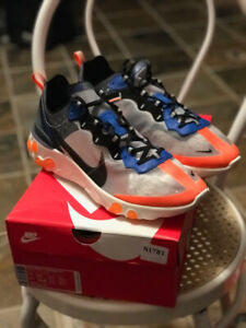 cbcae61e3a9f Nike React Element 87 brand new DS size 13