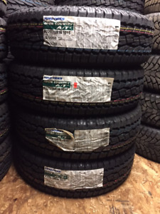 4 P225/70/16 Toyo Open Country AT II tires installed SALE $500