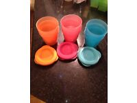 Tommee tippee food weaning pots