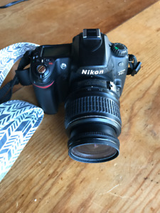 Nikon D80 with extras