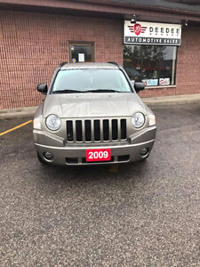 2008 Jeep Compass Sport SUV, CrossoverFully Certified and E-Test Cambridge Kitchener Area image 1
