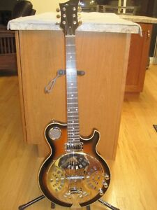 JT Resonator Guitar - Like New - Only $200.00