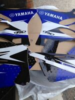 Factory effex graphics yz250