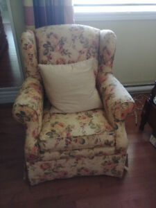 Like New Occasional Chair