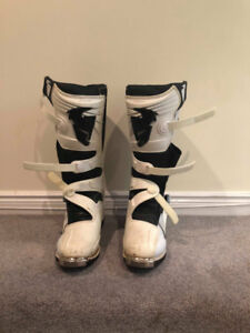 Thor dirtbike boots -  mens size 12
